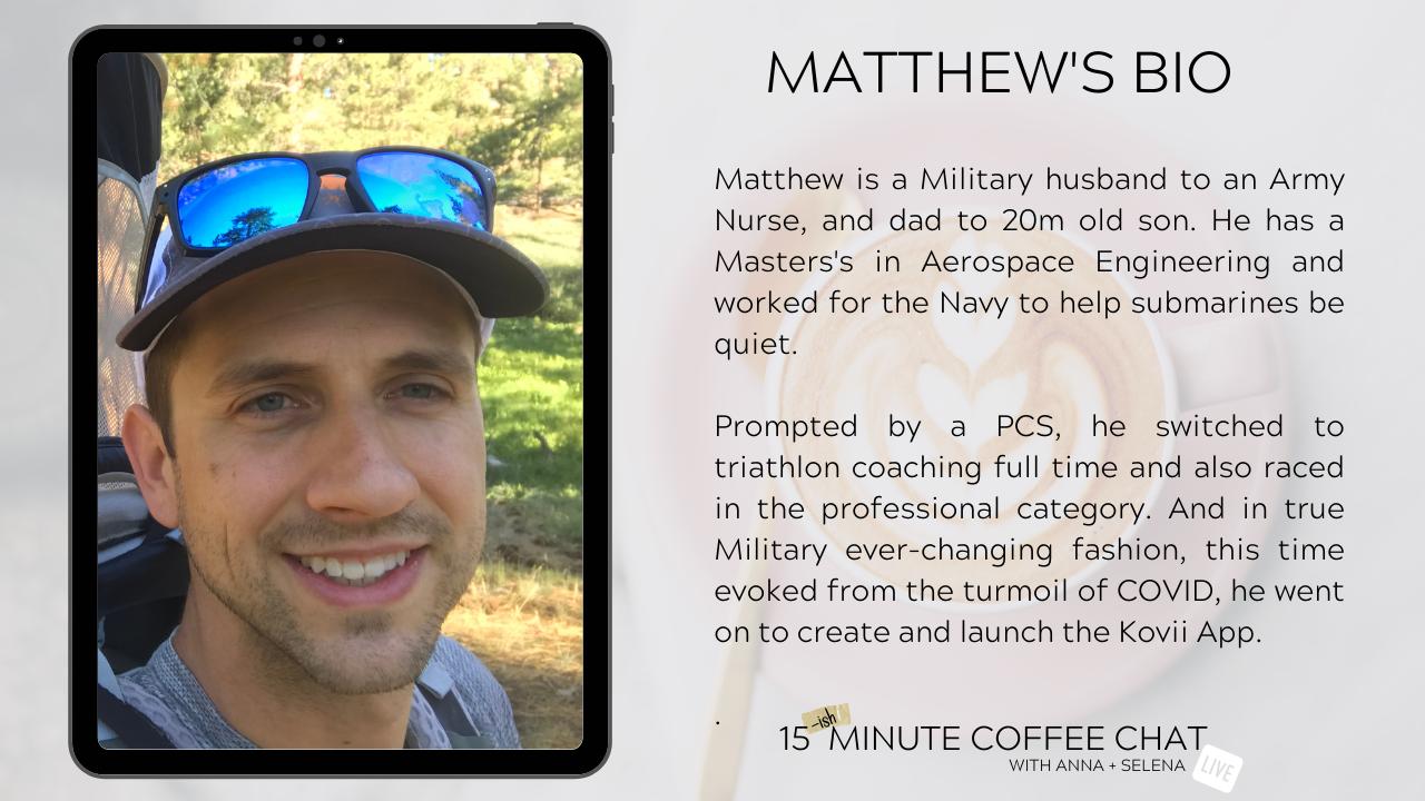 Matthew Shanks Bio Graphic