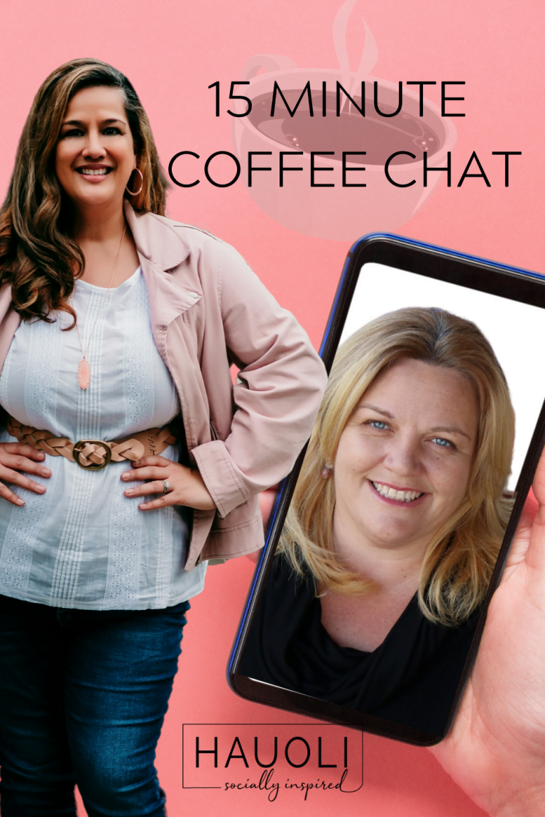 15 Minute Coffee Chat with Anna Larson of NomadAbout.