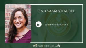 Where to find Samantha